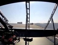 NASCAR on-board: Elliott turns a lap on the Roval