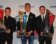 Over $2.6 million in awards distributed at Mazda Road to Indy Banquet