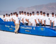 Mission accomplished, Danny Thompson retires Challenger 2