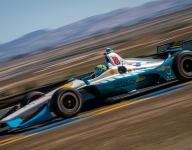 O'Ward makes the most of IndyCar race debut