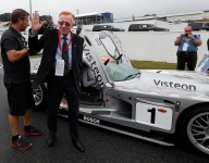 Remembering Don Panoz's first home run