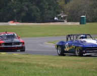Said, Biffle star in SVRA Charity Pro-Am at VIR