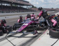 Second chassis paves way for Meyer Shank IndyCar expansion