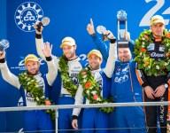 Signatech Alpine confirmed as Le Mans LMP2 winner