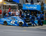 NASCAR clarifies Larson penalty