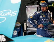 Truex slams Johnson for 'desperation' move