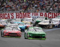 TV Ratings: NASCAR Roval a hit