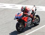 Lorenzo to miss Thailand Grand Prix after practice crash