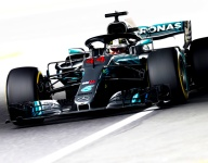 Mercedes retains clear advantage in FP2 at Suzuka