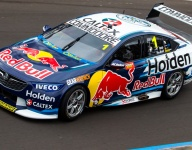 Whincup leads Bathurst 1000 Friday qualifying
