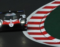 No. 8 Toyota on pole for Fuji 6H as sister car's time deleted
