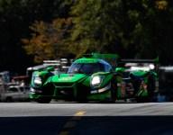 Derani takes Petit Le Mans pole for ESM