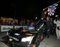 WTR drivers delighted to end challenging year on a winning note