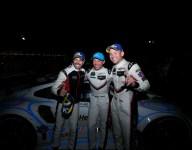 'Lucky charm' Porsche takes remarkable Petit win