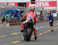 Lorenzo standing down for Japanese GP