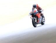 Dovizioso storms to Motegi pole; Marquez P6
