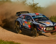 Sordo takes Rally Spain lead after another heartbreak for Tanak