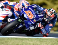 Vinales ends Yamaha MotoGP drought with Phillip Island win
