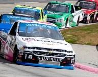 Sauter cruises to Martinsville Trucks victory, locks into Championship 4
