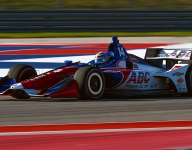 Early praise for COTA after IndyCar tire test