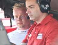 Rosenqvist, Ganassi to headline busy week of IndyCar testing