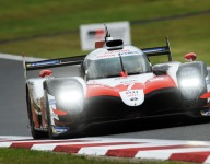No. 7 Toyota tops final Fuji practice; tight battle in GTE Pro