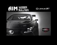 Lexus partners with AIM Vasser Sullivan