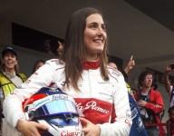 Sauber impressed by Calderon's first F1 run