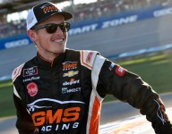 Gallagher to step out of GMS Xfinity ride for managerial role