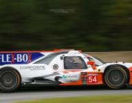 Braun, CORE autosport to the fore in second Petit Le Mans practice