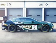 K-PAX Bentley reveals special livery for California 8-Hours