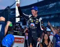 Kahne signs off on NASCAR career