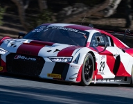 Haase puts Land Audi on pole for California 8 Hours