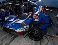 Ganassi Ford team mulls '2 for 4' day at Petit Le Mans