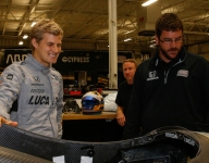 IndyCar was the right move for my future - Ericsson