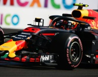 Red Bulls lead Renaults in Mexico FP1
