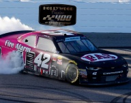Nemechek gets first Xfinity win as wreck shakes up championship