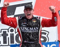 Gragson spins, Peters wins Truck race at Talladega