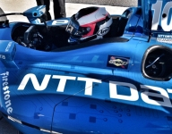 Ganassi encouraged after Barber IndyCar test
