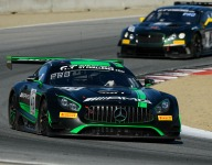 Strakka Racing leads at California 8 Hours halfway point