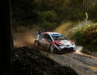 Tanak grabs early Rally GB lead