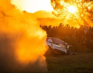 Tanak seizes early Rally Spain lead