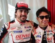 WTR confirms Alonso, Kobayashi for Rolex 24
