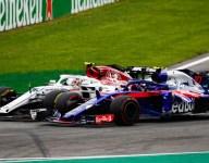 Gasly, Toro Rosso pin hopes on Honda upgrade