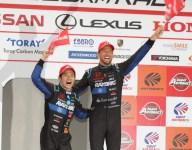 Button wins Japanese Super GT class title