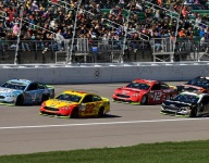 Ford's Fusion getting better with age for Penske, SHR