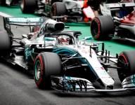 Hamilton accuses Sirotkin of 'disrespectful move'