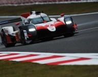 No. 7 Toyota takes Shanghai pole