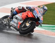 Dovizioso wins two-part Valencia MotoGP finale