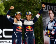 Ogier takes sixth straight WRC crown as Latvala wins Rally Australia